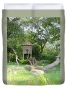 Forest Tale Duvet Cover
