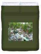 Forest Vein Duvet Cover