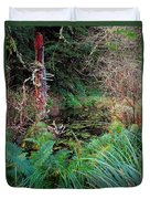 Forest Wetlands II Duvet Cover