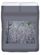 Forests Of Frost Duvet Cover