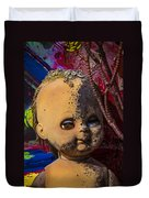 Forgotten Baby Doll Duvet Cover