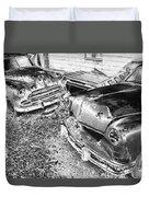 Forgotten Classics Duvet Cover