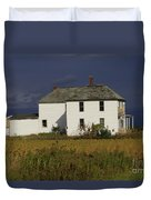 Forgotten Farm House Duvet Cover