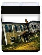 Forgotten House IIi Duvet Cover