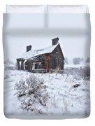 Forgotten In Time Duvet Cover by Darren  White