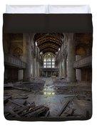 Forgotten Sermons Duvet Cover