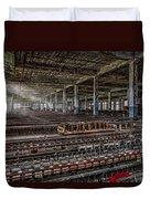 Forgotten Silk Mill Duvet Cover