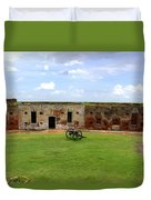 Fort Pike - #6 Duvet Cover