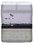 Fort Sumter Duvet Cover