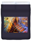 Fortress Steps Duvet Cover