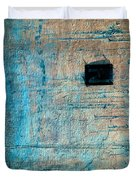 Foundation Eight Duvet Cover by Bob Orsillo