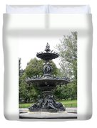 Fountain Boston Common Duvet Cover