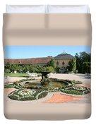 Fountain - Orangery - Belvedere Duvet Cover