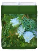 Forest Foursome Duvet Cover