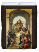 Four Saints Duvet Cover