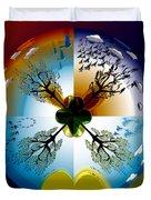 Four Seasons Roundel Duvet Cover
