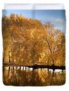 Fox River-jp2418 Duvet Cover