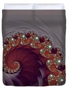 Bejeweled Tentacle Duvet Cover