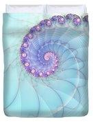 Fractal 17 Duvet Cover