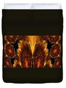 Fractal Abstract 15-01 Duvet Cover
