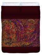 Fractal Florist Duvet Cover