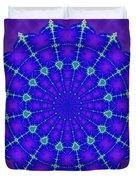 Fractal Gateway Sixteen Duvet Cover