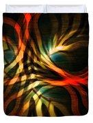 Fractal Swirl Duvet Cover