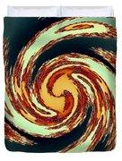 Fractalia For Cupertino V B Duvet Cover