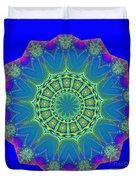 Fractalscope 2 Duvet Cover