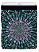 Fractalscope 23 Duvet Cover