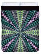 Fractalscope 25 Duvet Cover