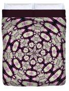 Fractalscope 30 Duvet Cover