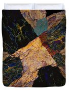 Fracture Section Viii Duvet Cover