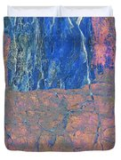 Fracture Section Xxlll Duvet Cover