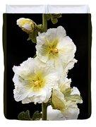 Fragile Flower Duvet Cover