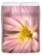 Frail Beauty Duvet Cover