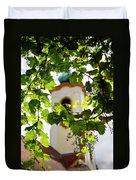 Framed Steeple Duvet Cover