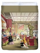 France No. 3, From Dickinsons Duvet Cover