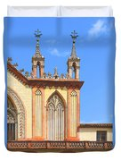 Franciscan Monastery In Nice France Duvet Cover