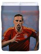 Franck Ribery Duvet Cover