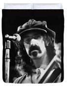 Frank Zappa - Watercolor Duvet Cover