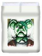 Frankenstein's Koala Duvet Cover