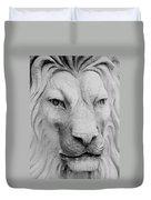 Frankie Lion Duvet Cover