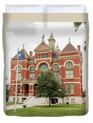 Franklin County Courthouse 2 Duvet Cover
