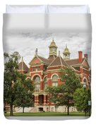 Franklin County Courthouse 3 Duvet Cover