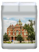 Franklin County Courthouse 4 Duvet Cover
