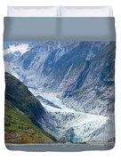Franz Josef Glacier Duvet Cover