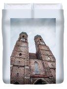 Frauenkirche Duvet Cover