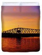Free Bridge Duvet Cover