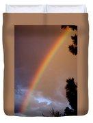 Free Rainbow  Duvet Cover